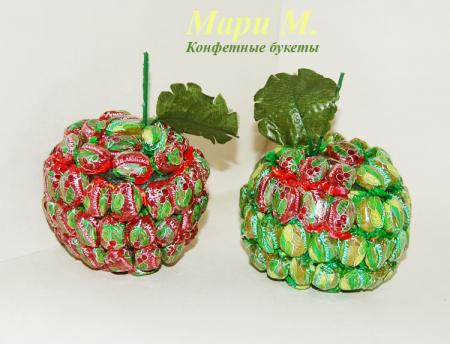 Конфетные мини-букеты КОМПЛИМЕНТ / 8-927-012-012-4